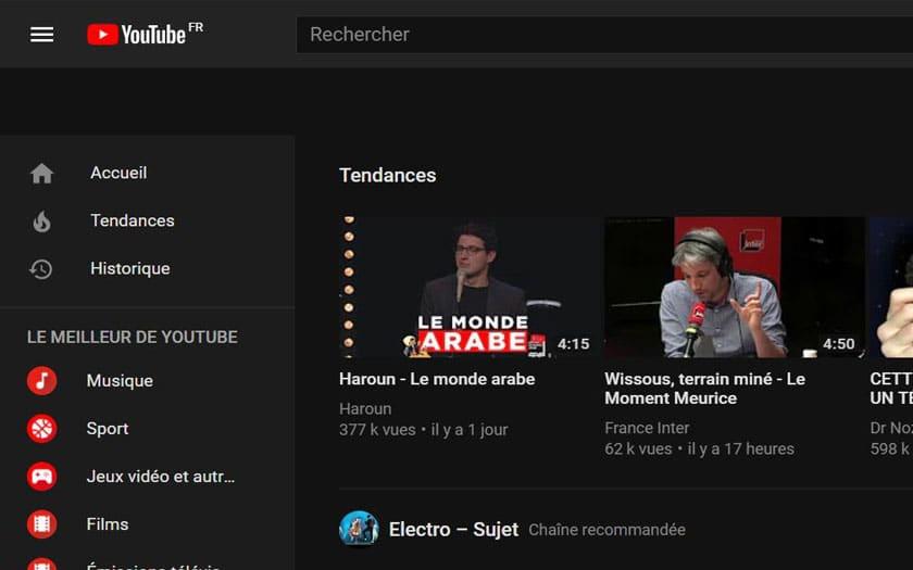 youtube video automatique