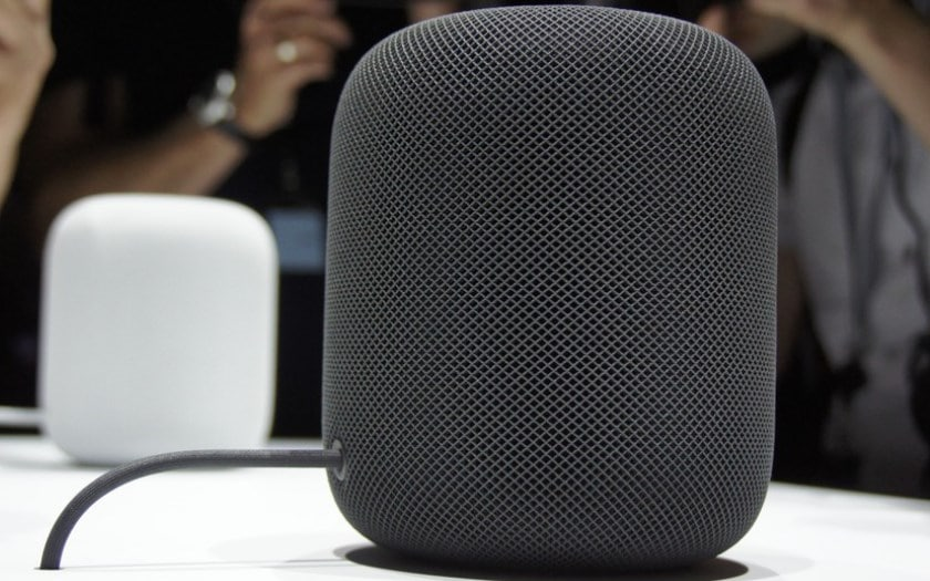 HomePod airplay 2 enceintes