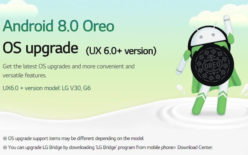 Samsung Galaxy S7 : Android 8.0 Oreo est enfin en cours de déploiement
