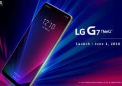 LG G7 ThinQ date sortie
