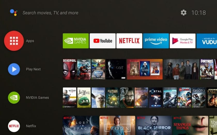 NVIDIA SHIELD Android TV Oreo