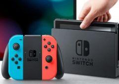Nintendo Switch interdiction vente