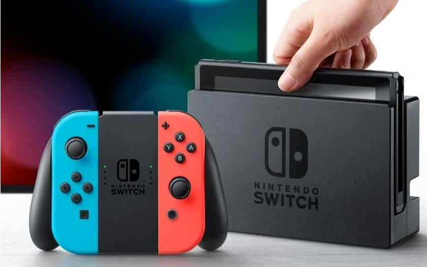 Nintendo Switch interdiction vente