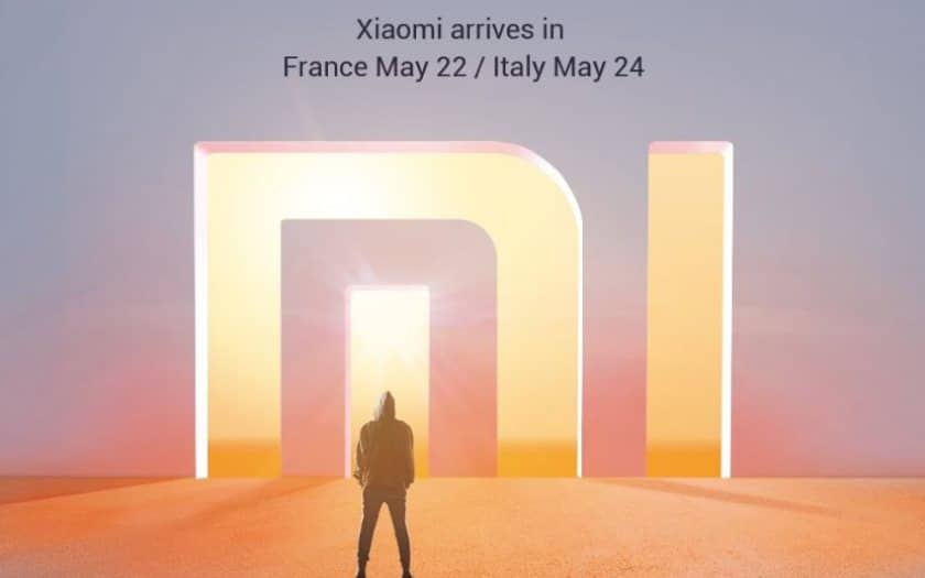 Xiaomi france concours magasin