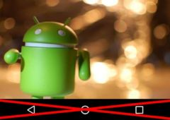 android p gestes