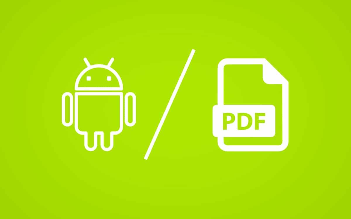 Comment écrire sur un document PDF Android