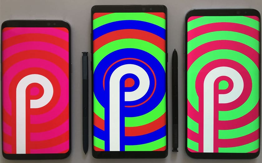 androidp smartphone