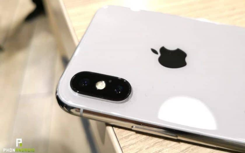 apple iphone cartographie 3D