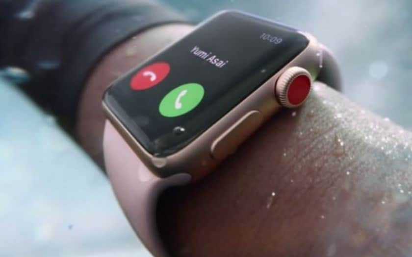apple watch domine concurrence