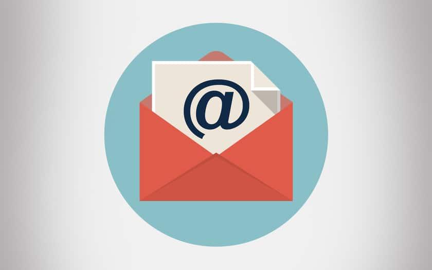 envoyer email