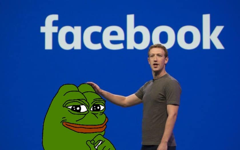 facebook pepe the frog