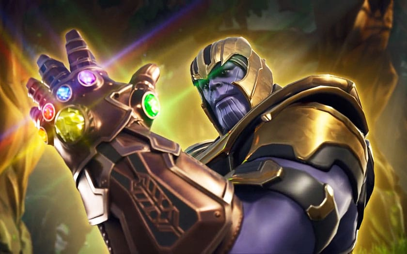 fortnite thanos gant