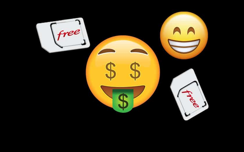 free mobile vente privee