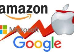 google apple amazon microsoft