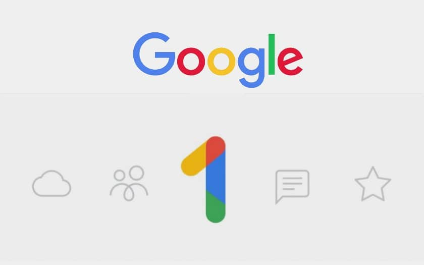 google drive google one offres