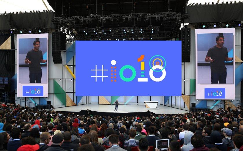 google io 2018 suivre conference direct
