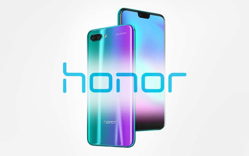 Honor confirme le prix et la disponibilité du Honor 10 en France