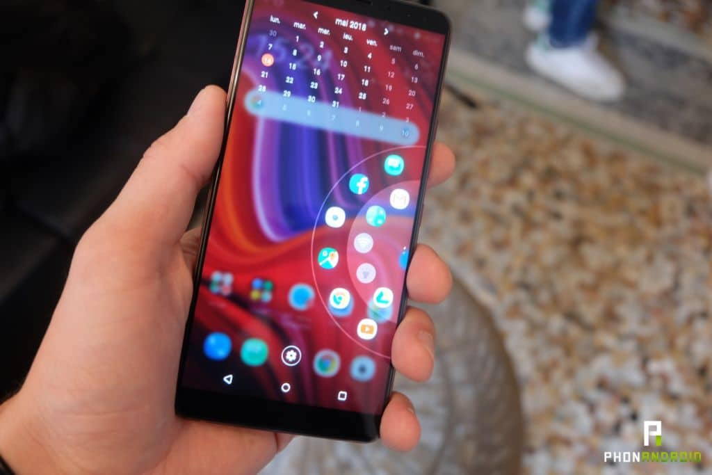 htc u12 plus prise en main interface edge sense