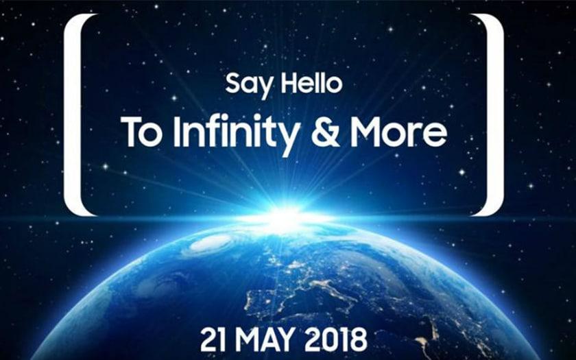 infinity display samsung