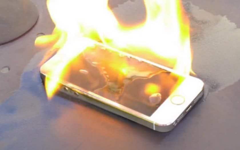 iphone explose atelier reparation video