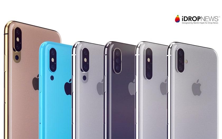 iPhone apple triple capteur photo