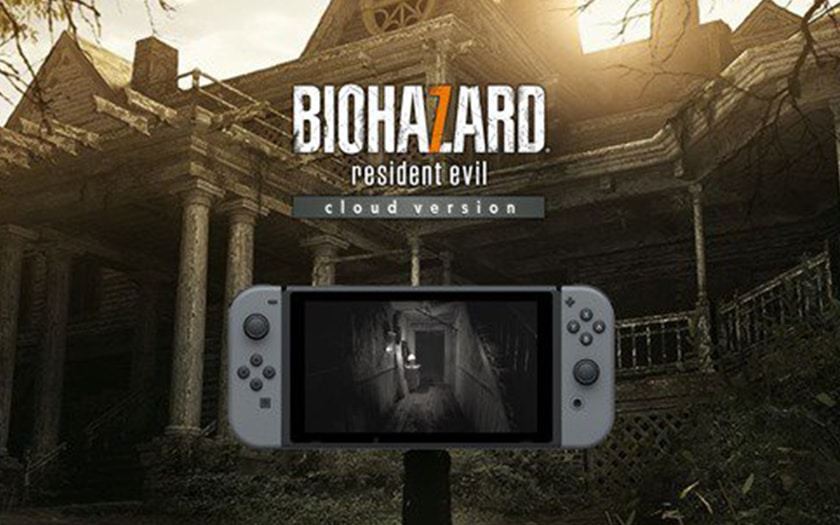 nintendo switch resident evil 7