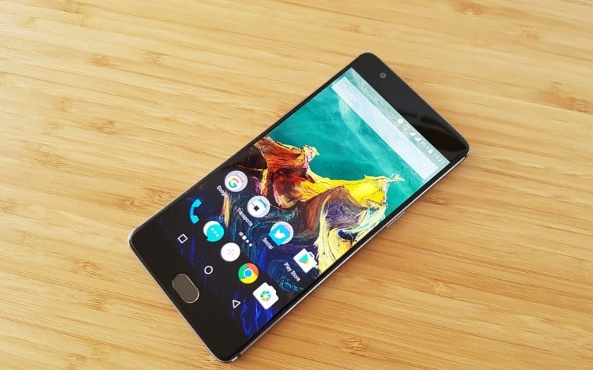 oneplus 3 3T mise a jour