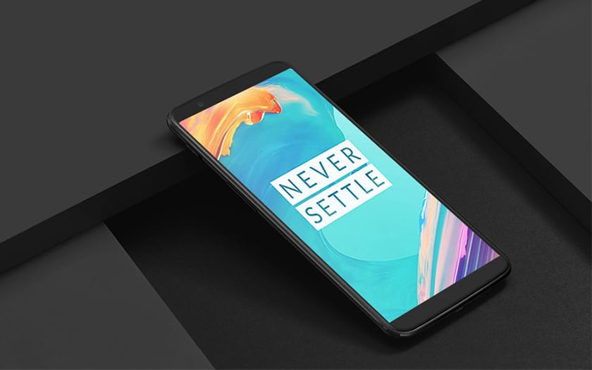 oneplus 5T mise jour oxygen OS