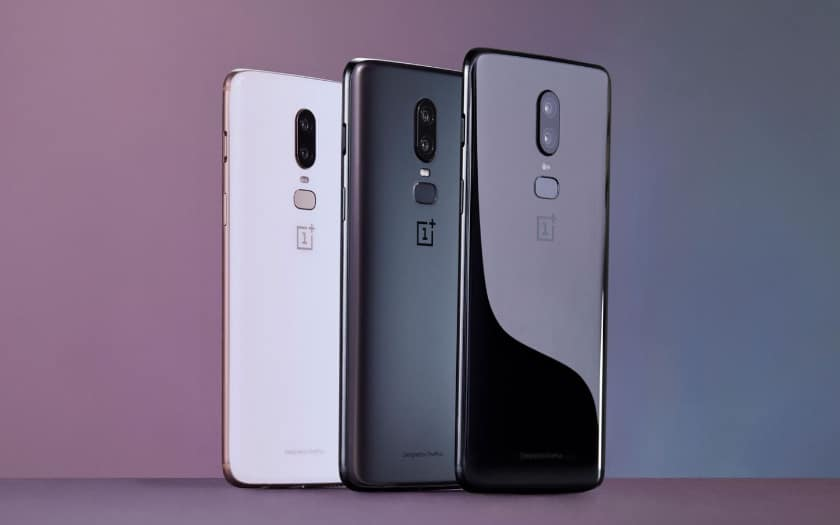 OnePlus 6 pas cher
