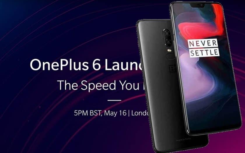 Suivre la conférence OnePlus 6 en direct