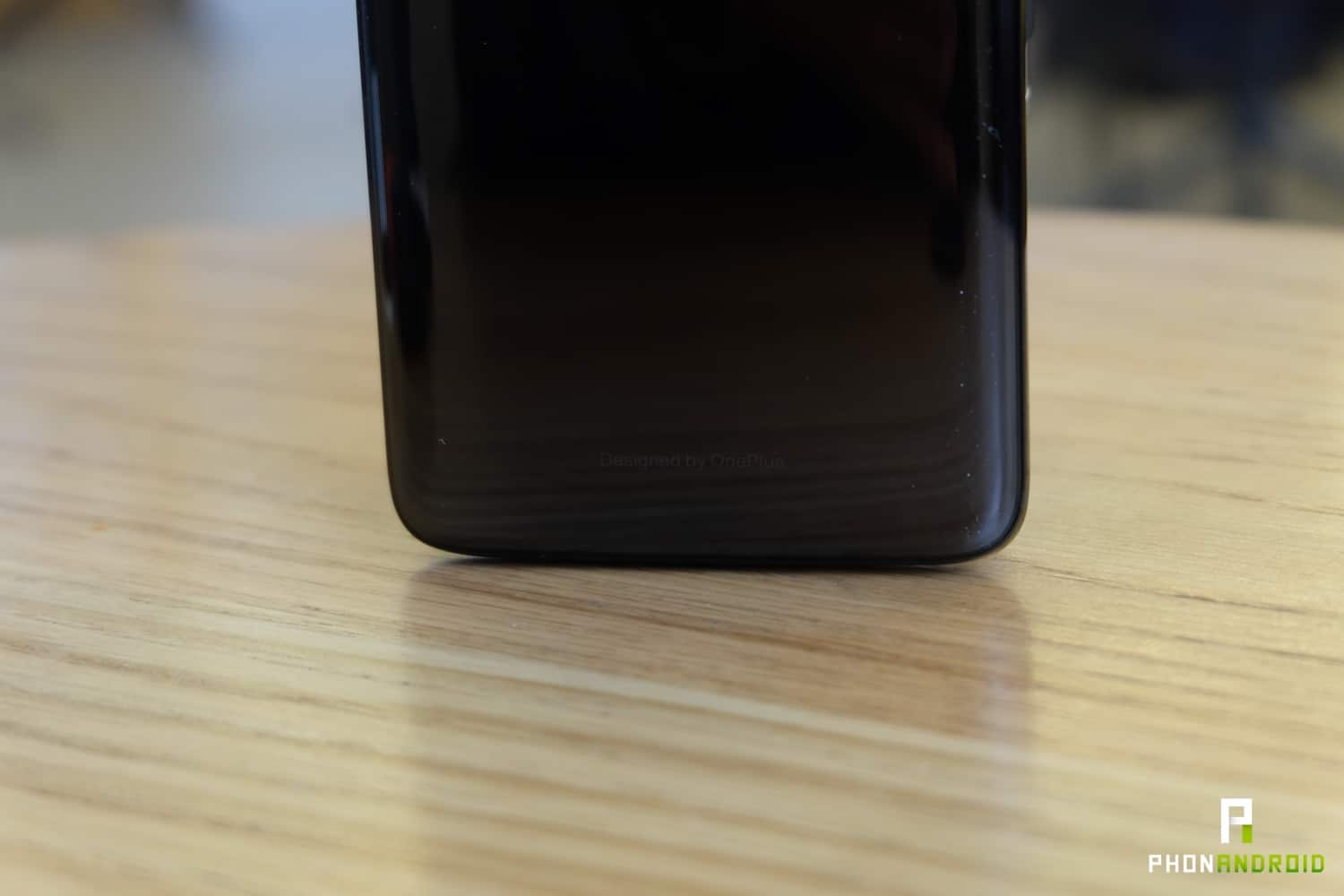 oneplus 6 prise en main designed by one plus