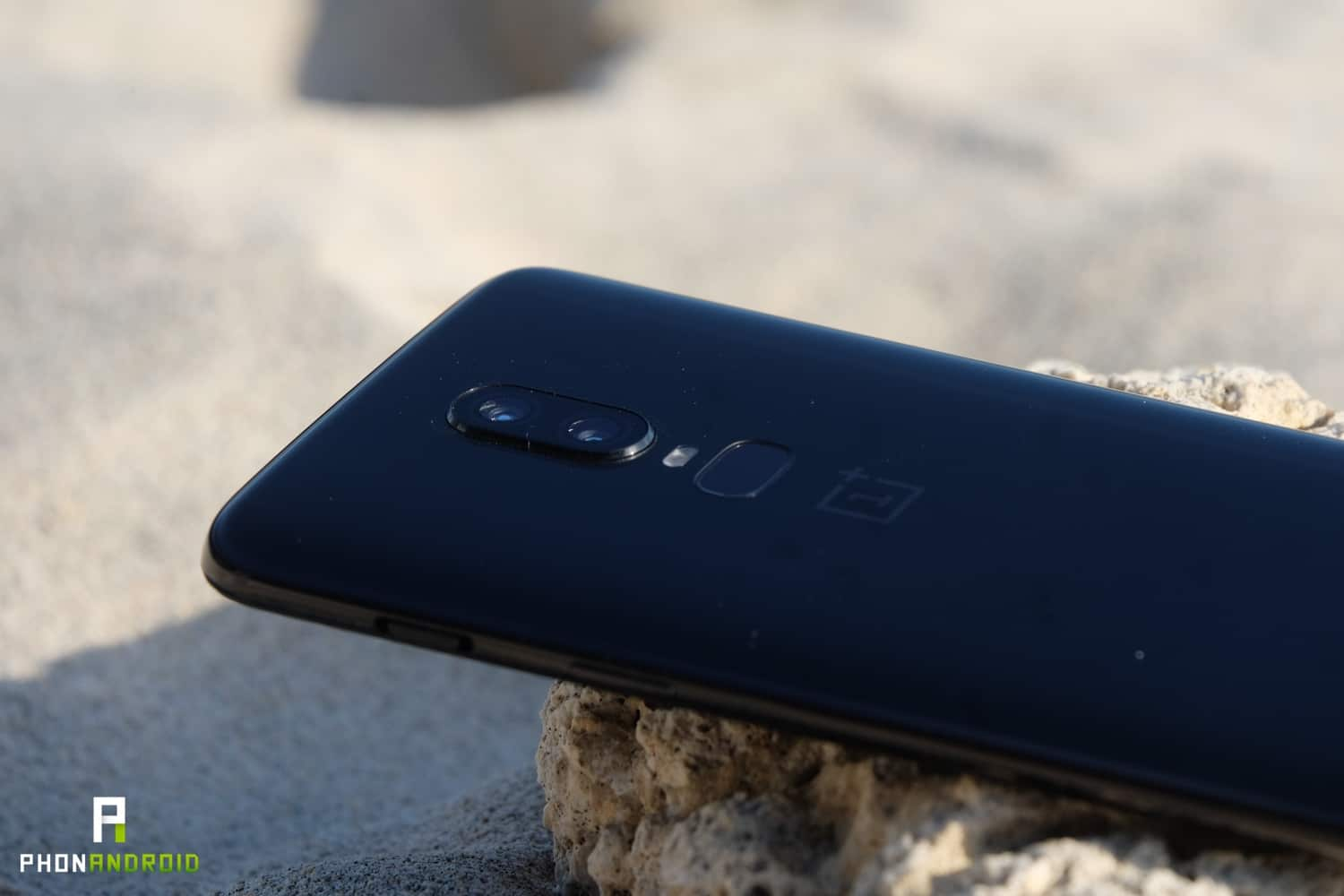 oneplus 6 test design details