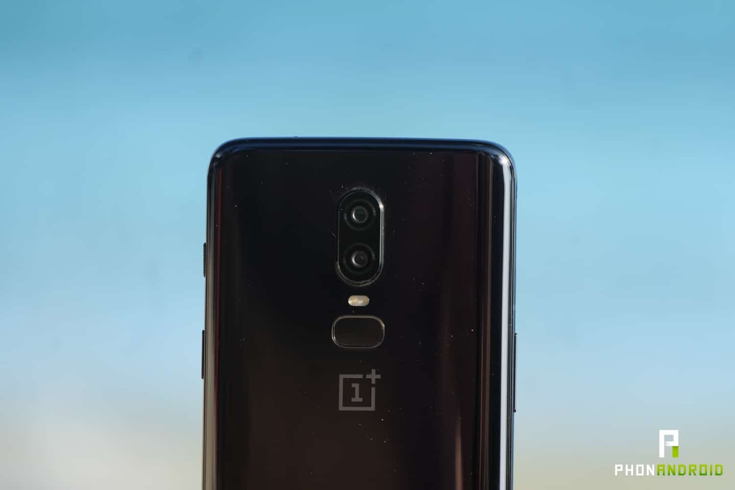 oneplus 6 test appareil photo