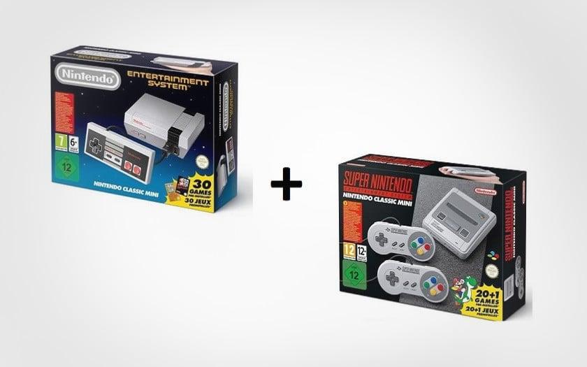 pack-2-consoles-retro-nintendo-super-nes-classic
