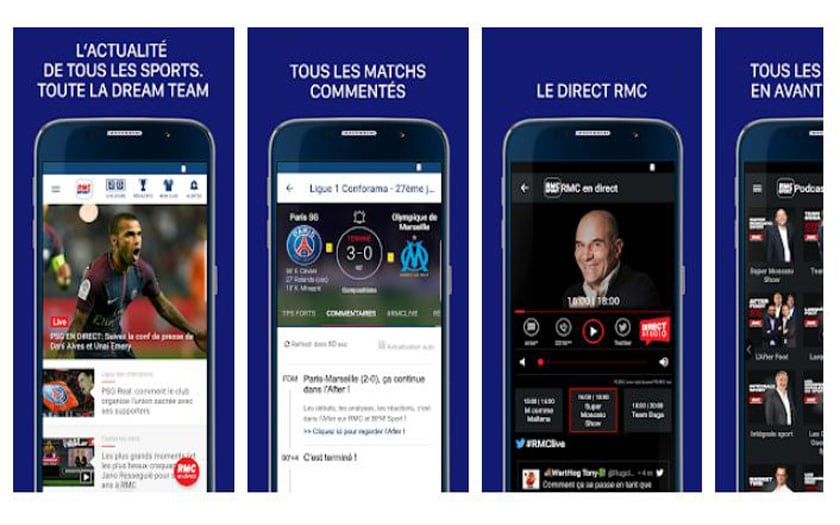 rmc sport android