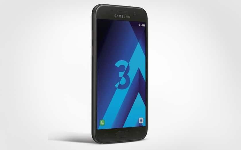 Bon plan Samsung Galaxy A3 2017 sur Cdiscount