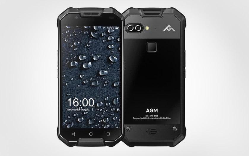 smartphone AGM X2