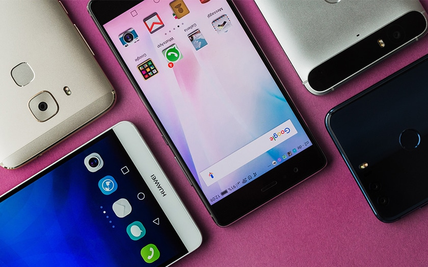 smartphones android google