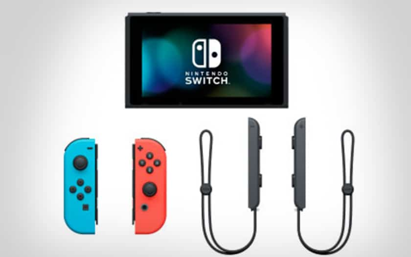 switch pack moins cher