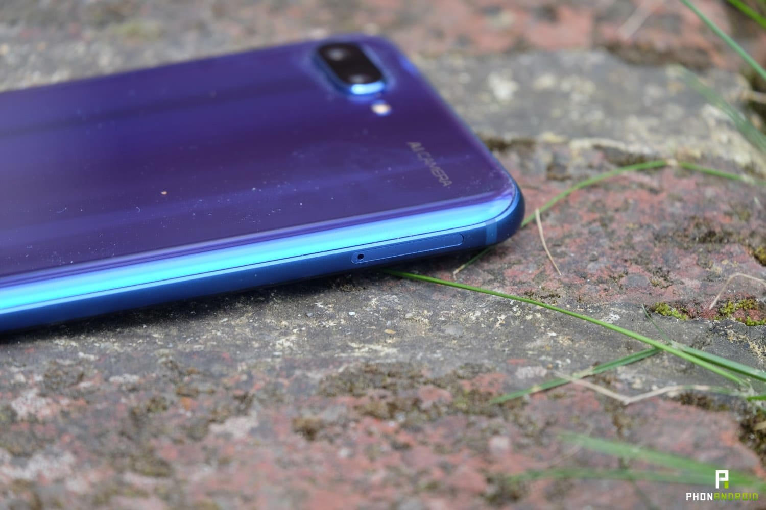 test honor 10 reseau