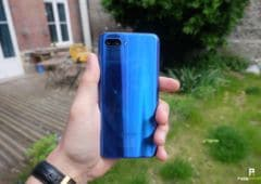 test honor 10 review design