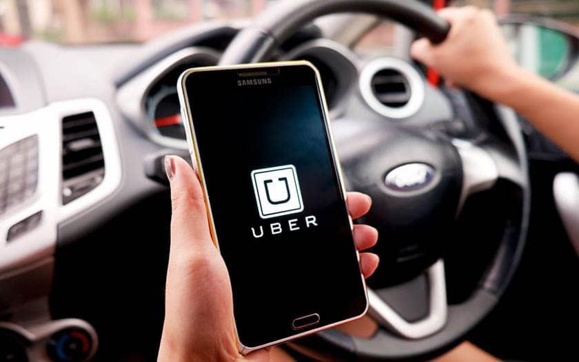 uber salarier chauffeur