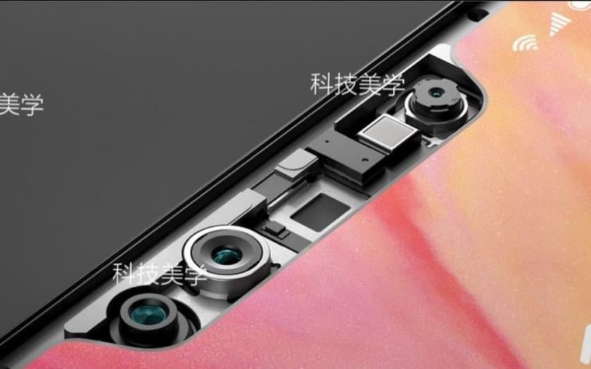 xiaomi mi 7 mi 8 reconnaissance faciale iphone x
