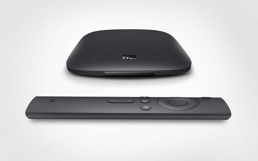 bon plan la box tv xiaomi mi box 4k android 6 0 est 55 24. Black Bedroom Furniture Sets. Home Design Ideas