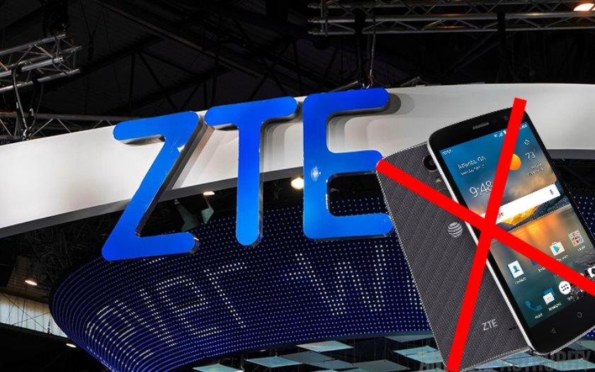 ZTE annonce la cessation de ses principales activités d'exploitation — Etats-Unis