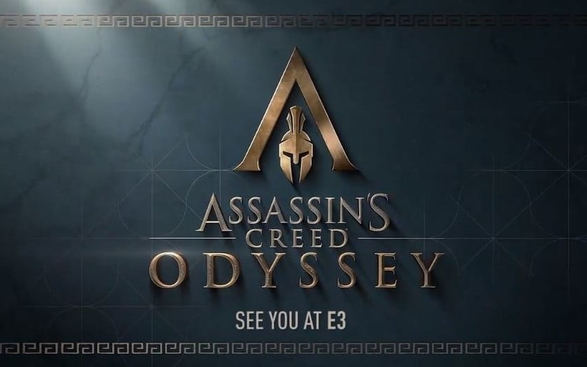 Assassin s Creed Odyssey officiel