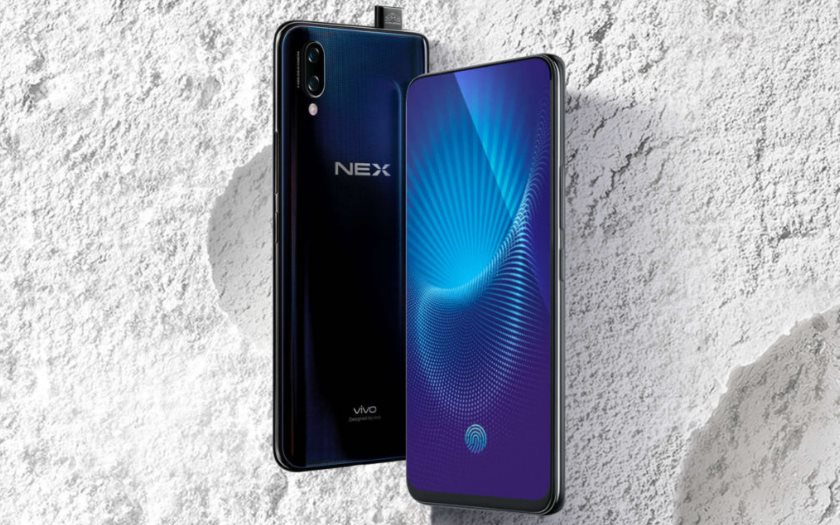 Vivo Nex officiel