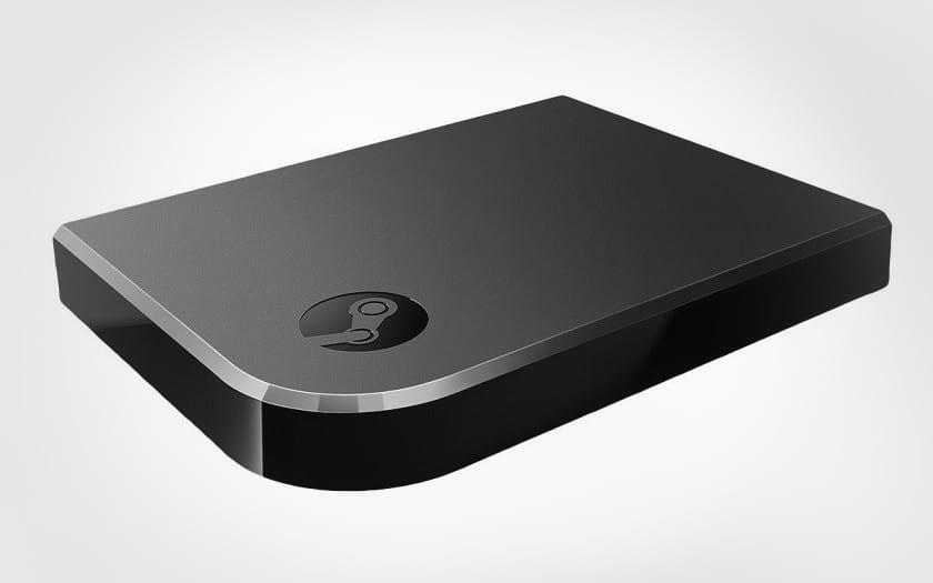 boitier multimedia steam link