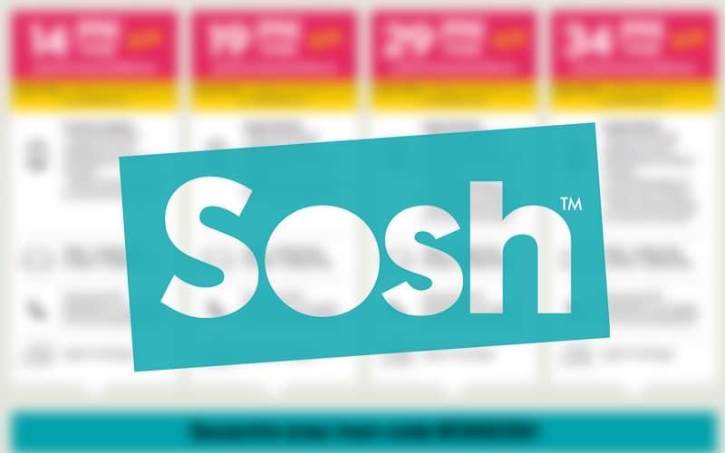 réduction de 15 € / mois pendant 1 an sur les forfaits sosh mobile + livebox