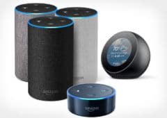 enceintes amazon echo
